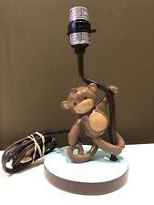 Lamb & Ivy Nursery Lamp Monkey/Jungle Theme (no shade)