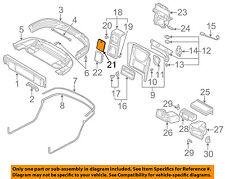 AUDI OEM 01-06 TT Quattro Convertible/soft Top-Lid 8N786884524A