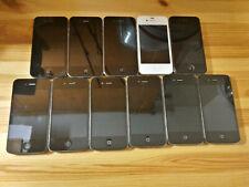 Lot de 11 Apple iPhone 4 - 16 Go - Noir