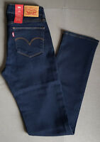 Damen Jeans LEVIS LEVI´S 712 Slim 18884-0025 Lone Wolf W27 L32