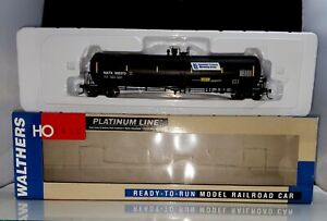 HO Walthers Platinum Line NATX-RPMG #302373 Trinity 30,145 Gallon Tank 932-41159