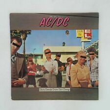 AC/DC Dirty Deeds Done Dirt Cheap SD16033 LP Vinyl VG+ near ++ Cover VG+ Sleeve