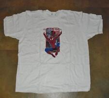 Spider Man shirt NEW sz. XL RaRe nwot Vintage 90's Dead Stock Spidey Spiderman