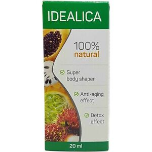 Idealica Drops of weight loss fights colors losing weight body weight loss 20 ml