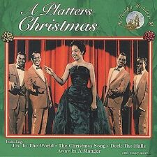 Platters Christmas [Happy Holidays] by The Platters (CD, Apr-2007, Happy...