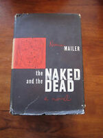 Norman Mailer The Naked & The Dead, 1st ed later print