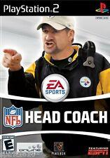 NFL Head Coach - Sony PlayStation 2 2006 / PS2 Football Game Disc ONLY