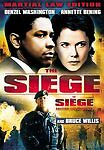 The Siege (BRAND NEW DVD, 2008, Martial Law Edition) FREE SHIPPING !!