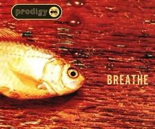 The Prodigy Breathe Aust CD Single Rare 1996 Edit Live From The Fat Of The Land
