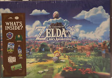 Legend Of Zelda Link's Awakening Nintendo Collector's Box: Hat, Plush, Sticker