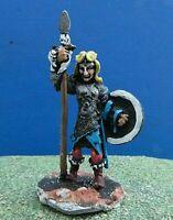 Ral Partha Fantasy Collectors 02-012 High Elf w. Spear Tom Meier