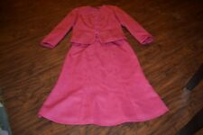 G13- John Meyer Collection Skirt Suit Size 12