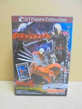 Rare TAKARA KAIYODO DEVIL MAY CRY K.T Figure collection Mini Action Figure