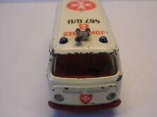 303 - SIKU - Malteser T2 VW Bus  - V320/345