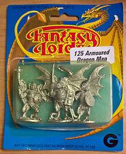 Grenadier Fantasy Lords - 125 Armoured Dragon Men (sealed, Near Mint)