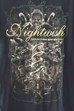 Nightwish - Endless Forms Most Beautiful Australian tour t-shirt. Brand new