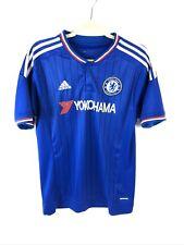 Chelsea Football Club Jersey Mens Large Adidas Blue FC