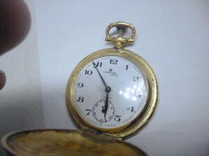 Capital watch, pocket watch cal unitas 6497, run, 450