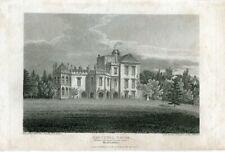 Holywell House grabado por J. Storer de una obra de G. Shepherd