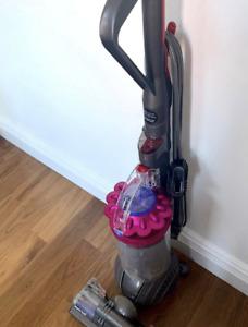 Dyson UP13 Ball Multi Floor Bagless Upright Vacuum HEPA Filter Fuchsia - Corded-