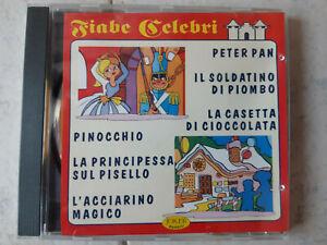 CD Fiabe Celebri per Bambini
