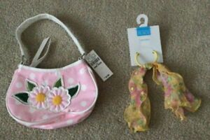 The Children's Place Pocketbook & Pony Holder for Girls - Multicolor - New/NWT