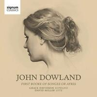 J. Dowland - John Dowland: First Booke Of Songes Or Ayres [CD]