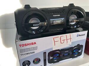 Toshiba CD/USB FM Radio with Bluetooth  TY-CWU500  RRP £99.99
