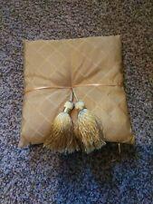 Gold - Wedding Ring Bearer Pillow