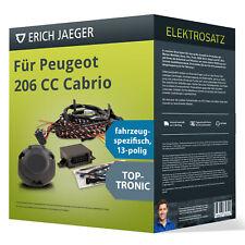 Für Peugeot 206 CC Cabrio 00-07 JAEGER E-Satz 7polig fahrzeugspezifisch NEU