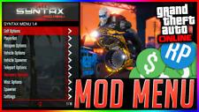 GTA 5 Mod Menu Undetectable (PC ONLY) Epic Rockstar Steam (READ DESCRIPTION)