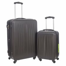 "New Swiss Travel Products Tech Spinner 2 pcs. Luggage Set - 20 "" & 28"""