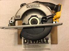 "New Dewalt DCS391B 20V 20 Volt Max 6-1/2"" Cordless Circular Saw W/ Blade Li-ion"