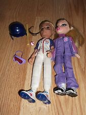 Vintage Bratz Dolls 2 One Boy One Girl Good Condition Mga Entertaiment