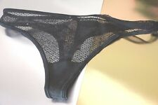 NWT Victoria  Secret thong V G string SHORTS  UNDERWEAR Bikini panties  SMALL