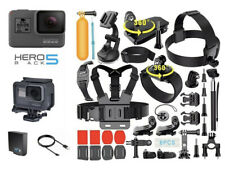 GoPro HERO 5 Black Edition Camera +40PCS Accessory +OEM Battery +Waterproof Case