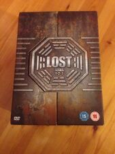 "Lost Series 1-2-3 DVD Box Set In Collectors Edition  "" The Hatch "" Box."