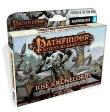 Pathfinder ACG Rise of the Runelords: Fortress of the Stone Giants Deck PZO 6004