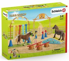 Schleich 42481 - Pony Agility Training - NEW!!