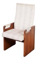 Mid Century Modern Lane Brutalist Arm Chair