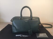 Sain Laurent Duffle 6 Forest Green $1,990