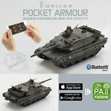 Kyosho 69040C 1/60 EP PAID TYPE10 Tank CAMO1 i-Driver Pocket Armour