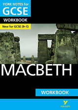 Macbeth: York Notes for GCSE (9-1) Workbook by Mike Gould (Paperback, 2015)