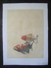 """John Battenberg """"Variation V,"""" 2009, Color Monotype"""