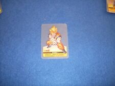 LAMINCARDS EDIBAS DRAGONBALL Z  NR. 24 GOKU - CARD  - DRAGON BALL (2)