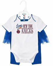 NBA Baby Half Court Dancer Tutu Leggings w/Bodysuit - New York Knicks 0/3 Months