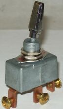 Calterm Automotive 12VDC , SPDT On Off On Truck Toggle Switch 41780 / SW-78