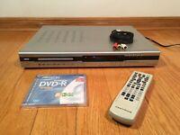 Centrios EDW8020 DVD Recorder TV-Tuner Dolby Digital 5.1+ Remote Tested BUNDLE