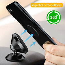 Universal 360° Cell Phone Magnetic Car Holder Mount Stand For iPhone Samsung GPS