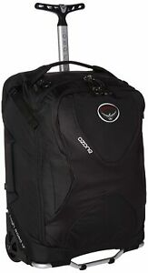 "Osprey Ozone Wheel Bag - 18"" / 36L - Black - Size: O/S"